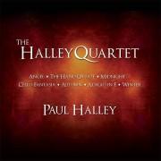 Paul Halley B 1972 – The Halley Quartet