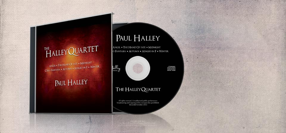 Buy The Halley Quartet