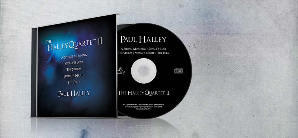 Buy The Halley Quartet II